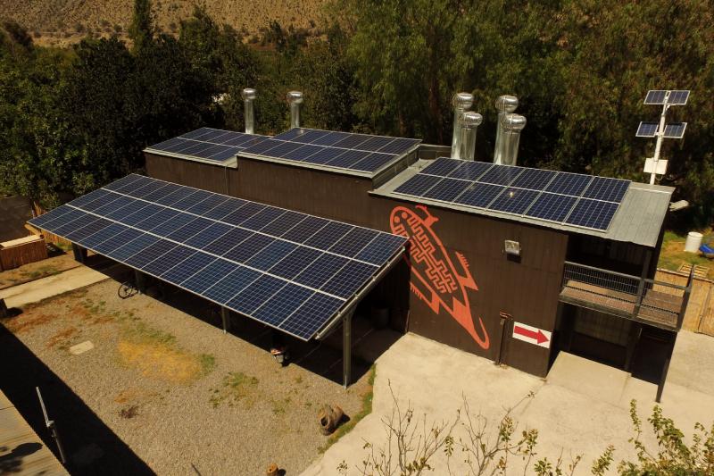 El calor del Sol se vuelve una promisoria fuente de energía para Chile