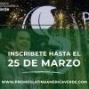Se abrió inscripción para participar en los Premios Latinoamérica Verde PLV 2019