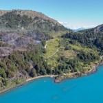 Ministerio del Medio Ambiente sobrevuela zonas afectadas por los incendios en región de Aysén y anuncia llegada de helicópteros