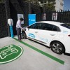 Echeverría Izquierdo y Engie inauguran cargador para autos eléctricos de acceso al público en edificio residencial