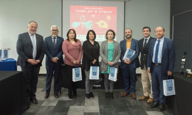 Universidades se unen para crear la primera red de trabajo colaborativo al servicio de los derechos de la niñez