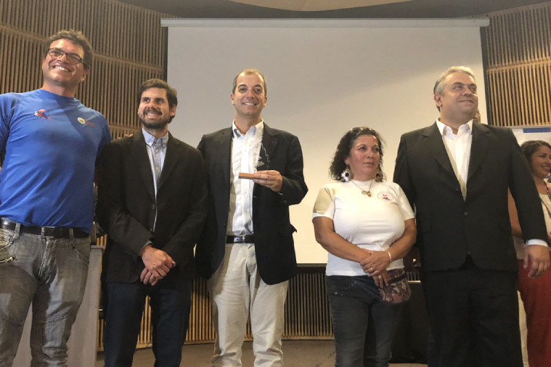 Tetra Pak recibe reconocimiento por fomentar el reciclaje en Chile