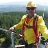 Torreros: La vital tarea de detectar los humos y alertar inicio de incendios