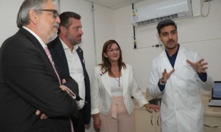 Inauguran laboratorio de tecnología de envases inédito en Latinoamérica