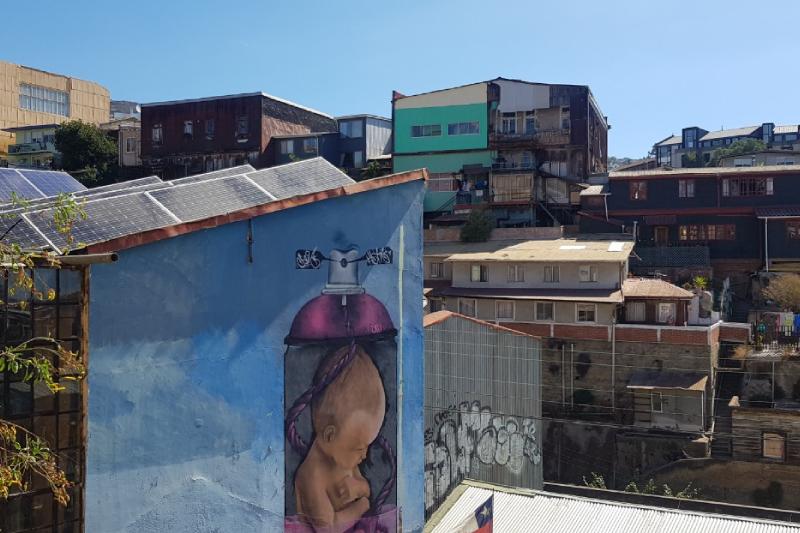 Evalúan energéticamente a 21 Hostales de Valparaíso y Viña del Mar