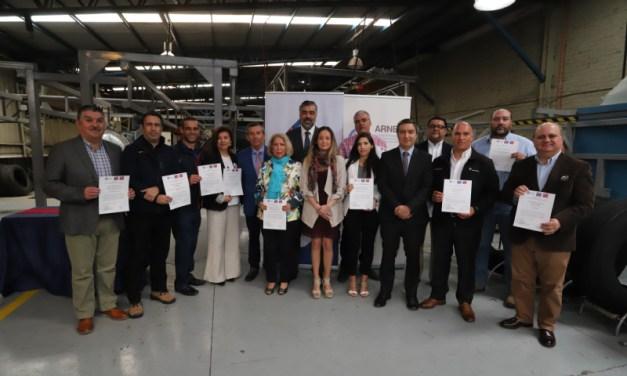 Industria del recauchaje certifica estándar de calidad