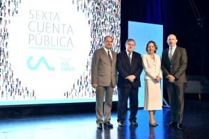 Caja Los Andes realizó su Sexta Cuenta Anual