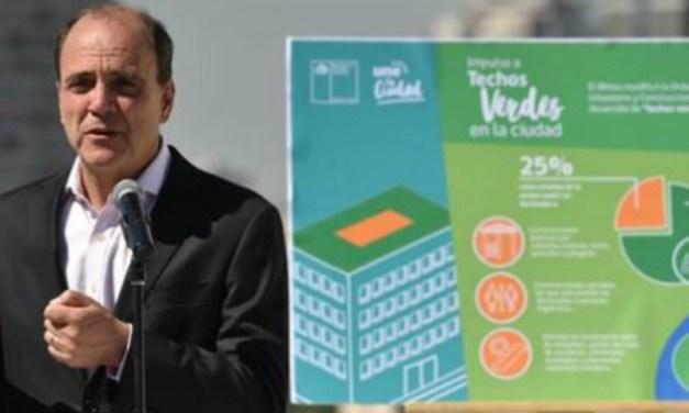 "75% de superficie de azoteas de edificios podrá ser destinada a ""techos verdes"""