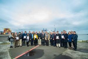 Puertos de Biobío apuestan por la sustentabilidad
