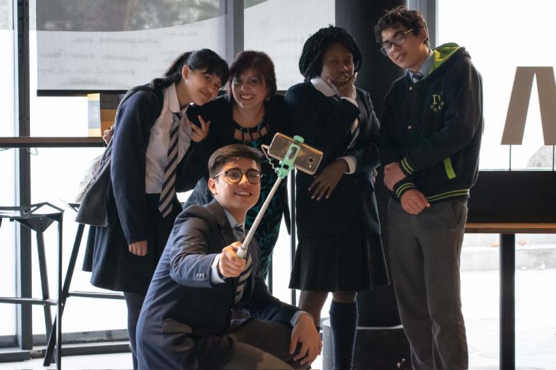 """Lanzan en Chile nueva versión del concurso de tecnología para escolares """"Soluciones para el Futuro"""""""