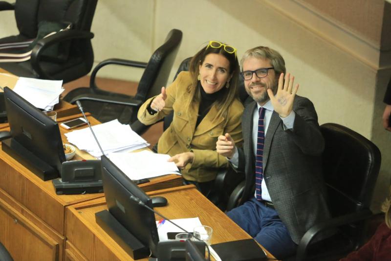 Transversal aprobación en el Senado a creación del SBAP