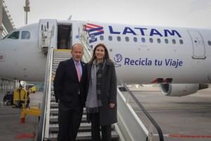 """LATAM Airlines Group lanza """"Recicla tu Viaje"""", programa de sostenibilidad líder en América Latina"""