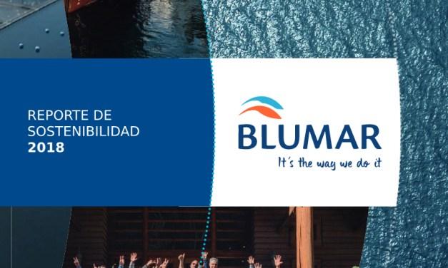 Nuevo Reporte de Sostenibilidad presenta Blumar Seafoods