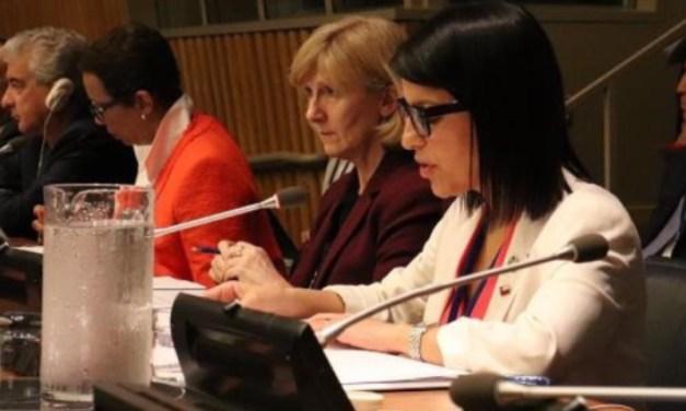 Chile presenta en la ONU su segundo informe nacional voluntario para dar cuenta de avances en materia de Desarrollo Sostenible