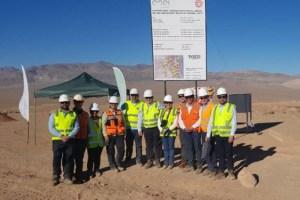 Enel Green Power inicia la construcción de la planta solar más grande de Chile