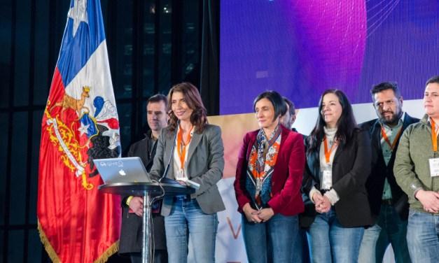 """Alejandra Mustakis, Presidenta Asech: """"Debemos convertir a Chile en el mejor país para emprender del mundo de acá al 2030"""""""