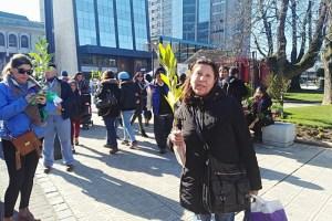 Donan 10 mil canelos para combatir contaminación en Temuco