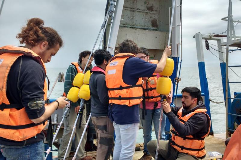 U. de Concepción abre magíster para investigar fenómenos oceánicos, terrestres y atmosféricos
