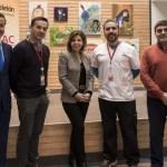 """Caja La Araucana exhibirá muestra """"Ruta del Reloncaví"""" de los niños de la Teletón de Puerto Montt"""