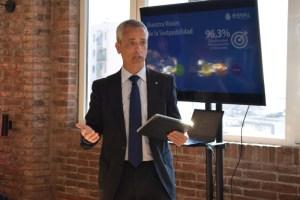 Esval presentó duodécimo Reporte de Sostenibilidad con foco en inversiones y compromiso social