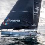 La activista climática Greta Thunberg y Team Malizia cruzarán el Atlántico con emisiones mínimas de CO2