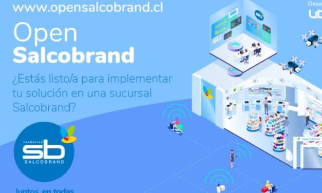 Salcobrand y UDD Ventures abren la convocatoria «Open Salcobrand»