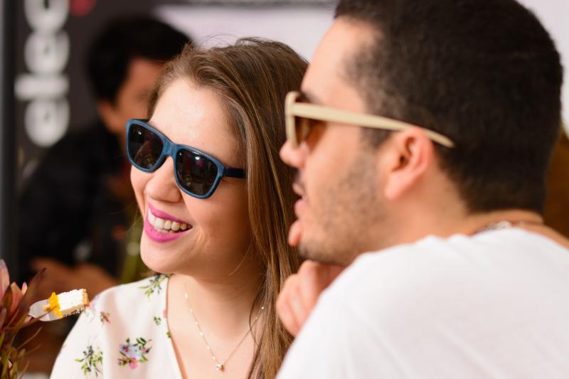 LookB: anteojos de sol fabricados mediante impresión 3D con plástico reciclado