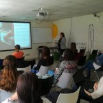 17 fueron las mujeres empresarias seleccionadas para el primer Female Foundry realizado en Chile