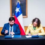 Cancillería y Fundación Chilenter anuncian convenio de cooperación para entrega de computadores a chilenos en el exterior