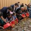 Estudiantes de Cerrillos se suman al compostaje para combatir el cambio climático