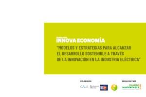 """HUB Providencia organizará el Seminario Innova Economía """"Modelos y estrategias para alcanzar el desarrollo sostenible a través de la innovación, en la industria eléctrica"""""""