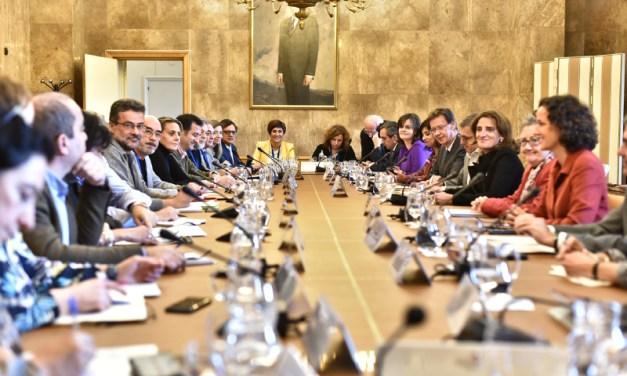 Teresa Ribera confía en que la COP25 sea el impulso definitivo a la acción climática global