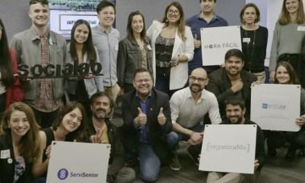 Cuatro startups abordan temas de agenda social desde la innovación de impacto
