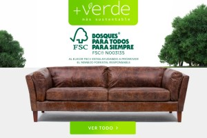 Falabella buscará aumentar la presencia de productos de madera certificada FSC®