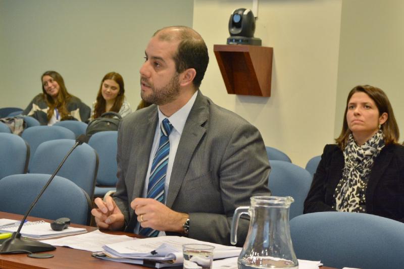 Nombran a Javier Naranjo como Subsecretario de Medio Ambiente, en reemplazo de Felipe Riesco.