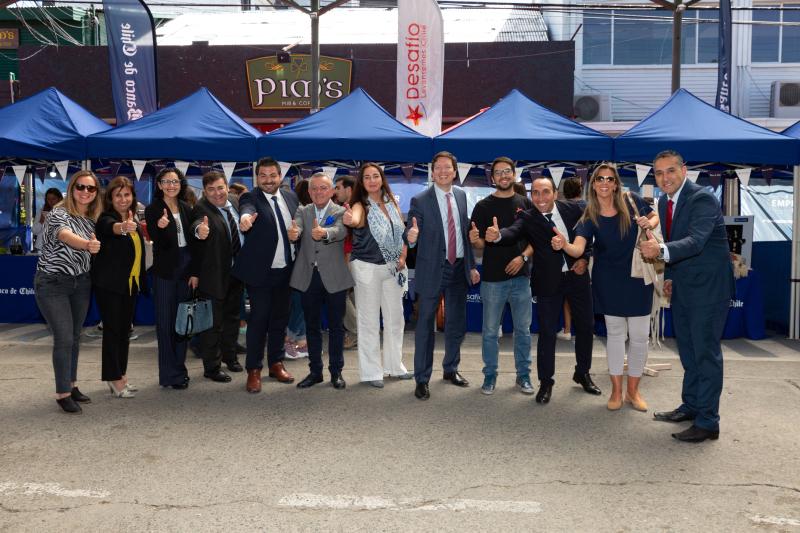 4° Concurso Nacional Desafío Emprendedor: Banco de Chile y Desafío Levantemos Chile organizan Feria Regional de Emprendedores en Puerto Varas