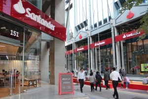 Santander Chile lidera ranking local de bancos que integran el DJSI 2019