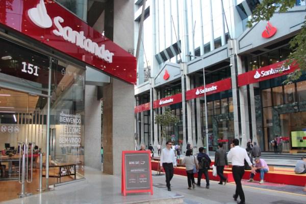 Santander Chile recibió por tercer año consecutivo certificación Top Employer