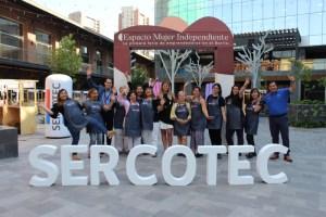 Sercotec y Mall Barrio Independencia inauguran Feria dedicada a emprendimientos de mujeres