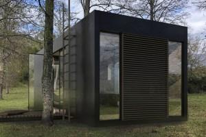 Tecno Fast gana premio Oscar de la fabricación modular por sus casas sustentables de 24,5 m2