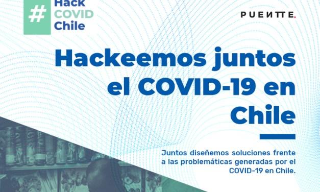 Innovadores chilenos crean iniciativa para diseñar soluciones frente a problemáticas del Covid-19