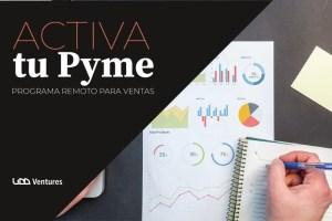 """""""Activa tu Pyme"""": nuevo programa de UDD Ventures con foco en la Pyme y emprendedores"""