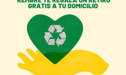Rembre regala un retiro de residuos a domicilio con campaña #RembreSOS en Instagram