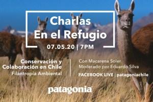 Ciclo de charlas de Patagonia: La filantropía al servicio del medio ambiente