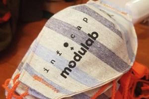 """Infocap junto a Modulab entregaron las primeras mascarillas creadas por la """"Fábrica Social de Emergencia"""""""
