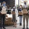 SENADIS recibe cerca de 1 tonelada de productos Nestlé para sus residencias