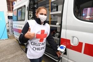 Primeras ambulancias 100% eléctricas de Latinoamérica fueron donadas por Enel Chile a la Cruz Roja para hacer frente al coronavirus