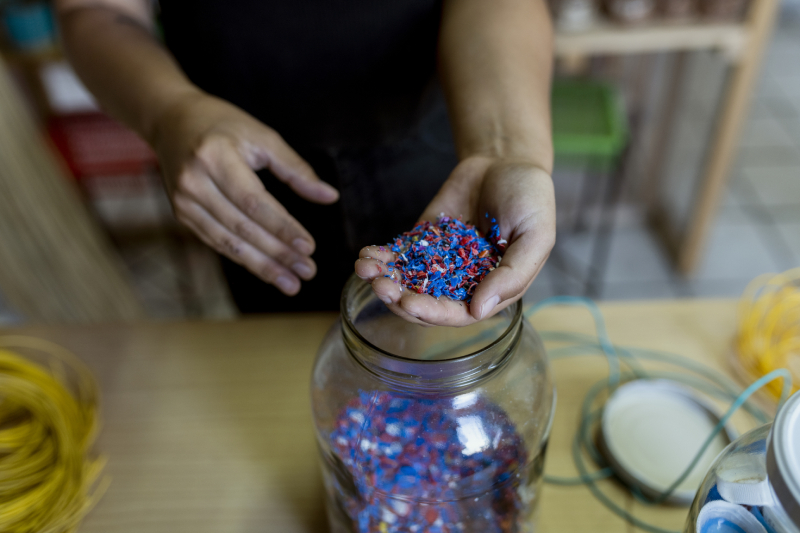 Reducir, reutilizar y reciclar: Municipio lanza programa Providencia Circular para emprendedores