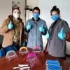 UCT y Corma elaboran protectores sanitarios 3D para personal del Hospital de Temuco
