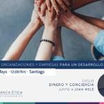 Banca Ética-Doble Impacto invita al webinar las organizaciones y empresas para un desarrollo sostenible